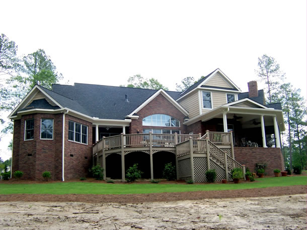 Residential gallery aiken new custom home construction for Custom home builder contract